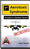 cover of Aerotoxic Syndrome book by John Hoyte